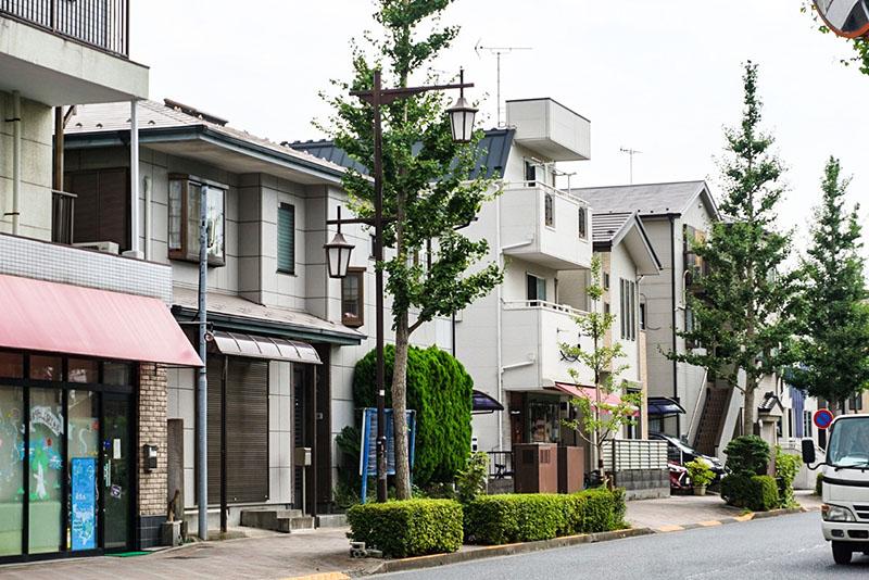 鎌田西通り