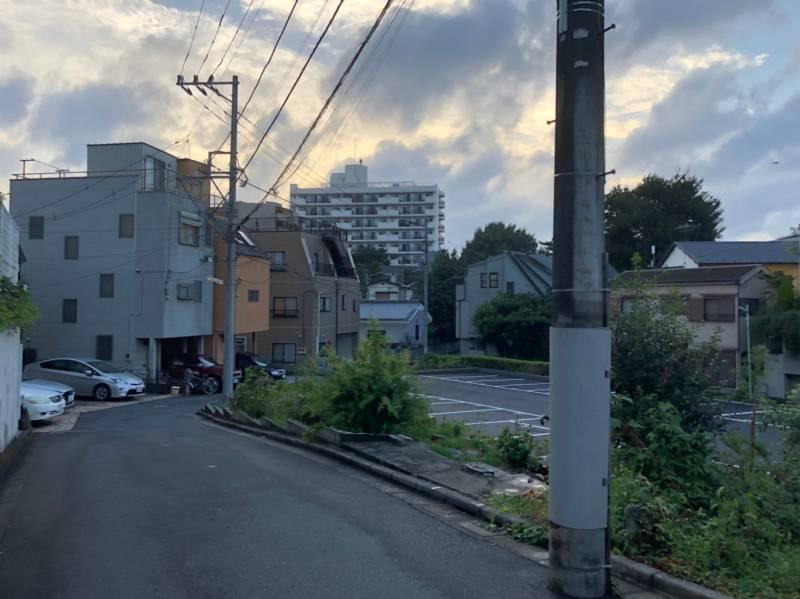 東京都練馬区向山4丁目の住宅街