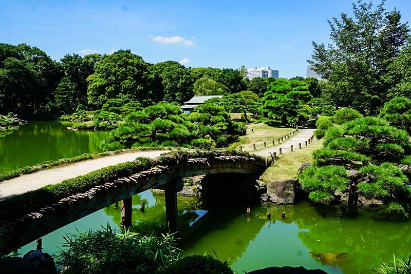 清澄庭園の風景3