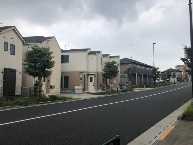 築浅の建物