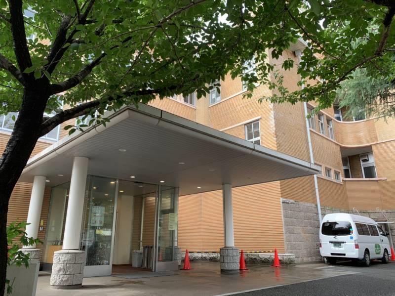 聖母病院の外観