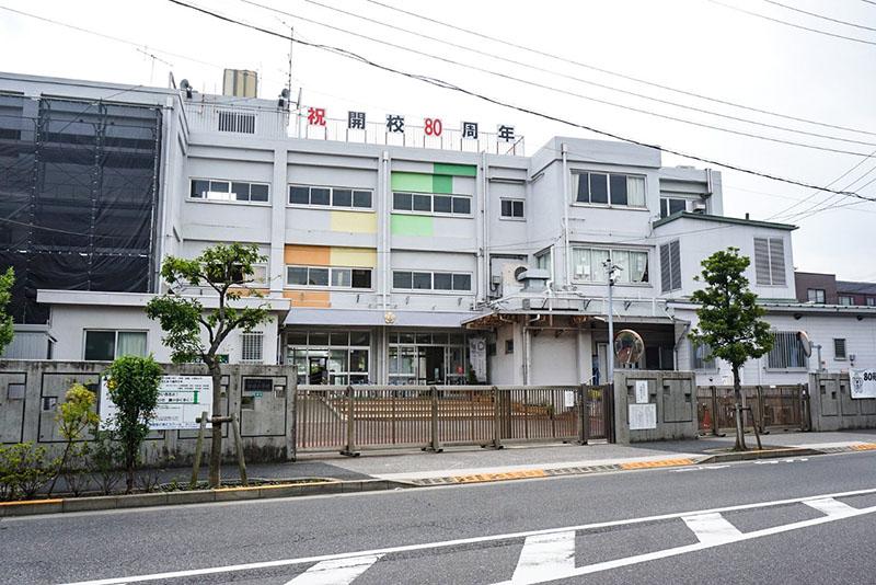 江戸川区立鎌田小学校