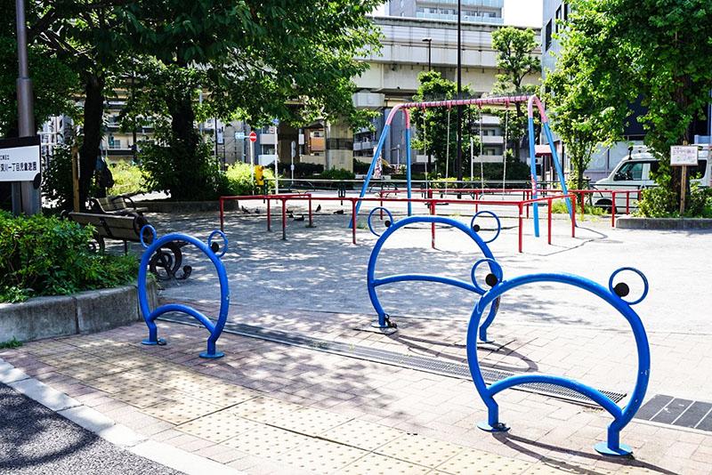 深川一丁目児童遊園
