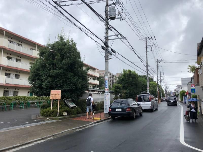 東京都中野区上鷺宮4丁目のマンション