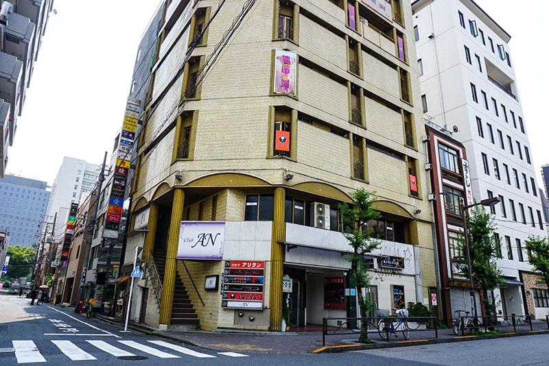 錦糸町南東側の風俗街