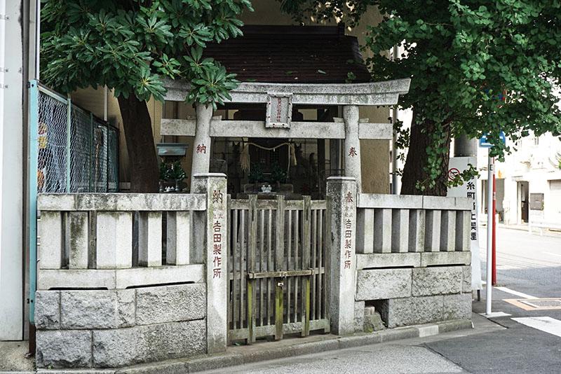 伏見江一稲荷神社