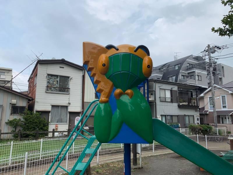 はらっぱ公園の遊具