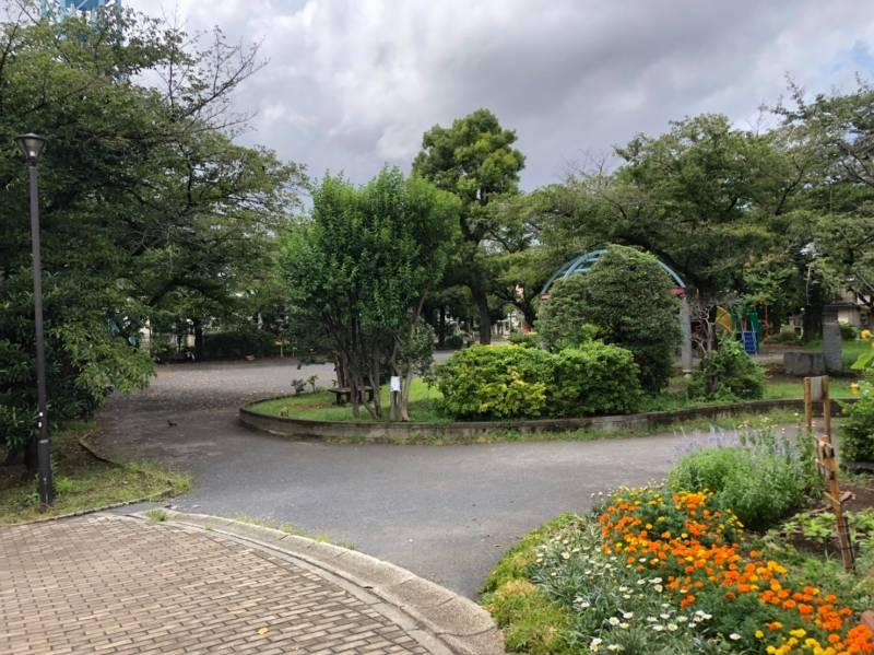 練馬区立 長光寺橋公園