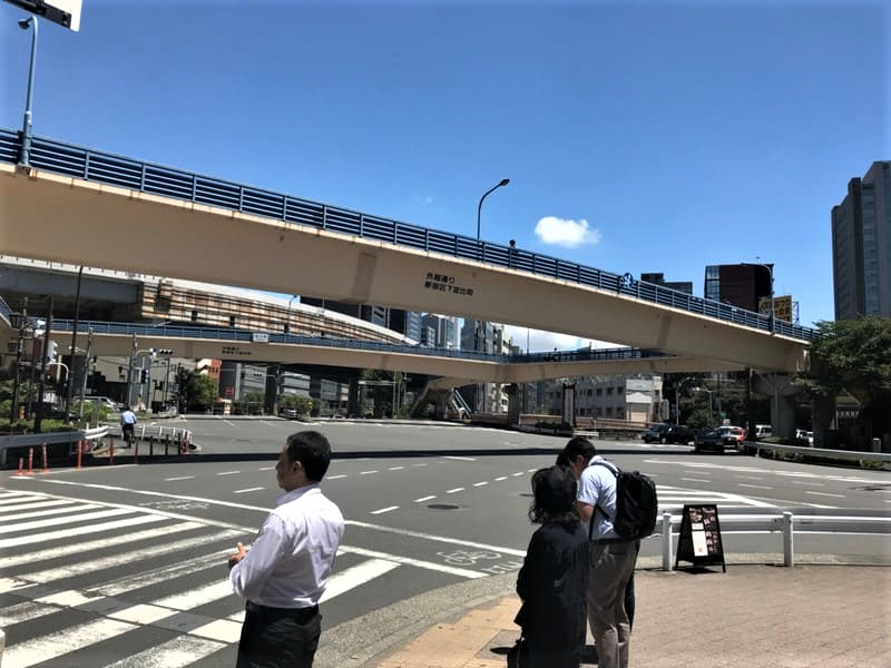 飯田橋交差点2