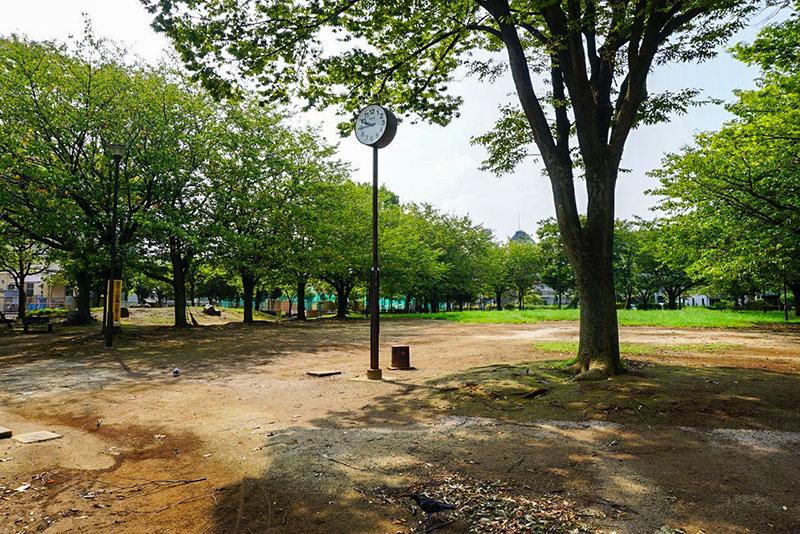 東葛西けやき公園