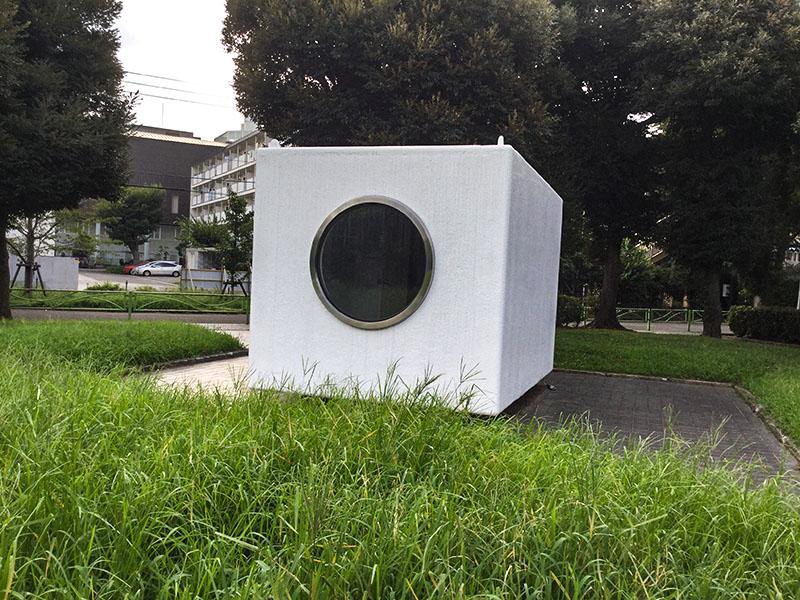 中銀カプセルタワービル住宅カプセル