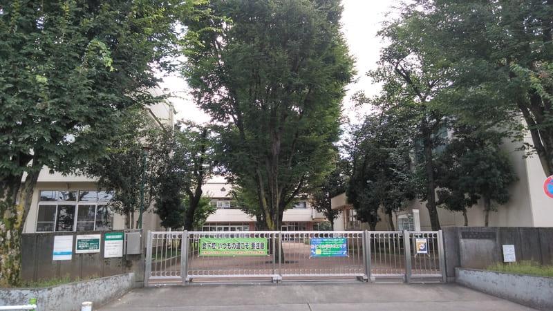 板橋区立高島第三中学校