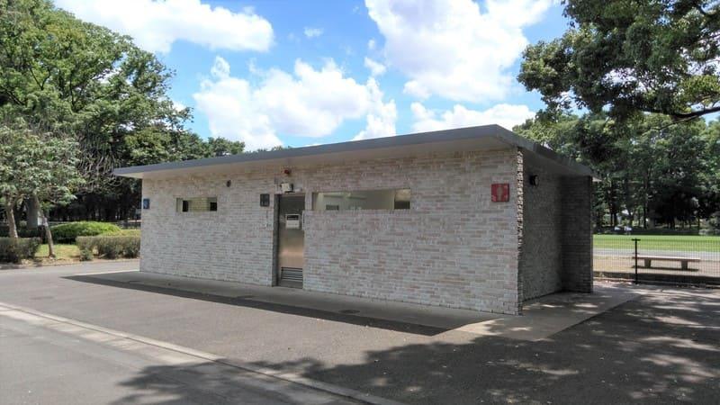 赤塚公園トイレ