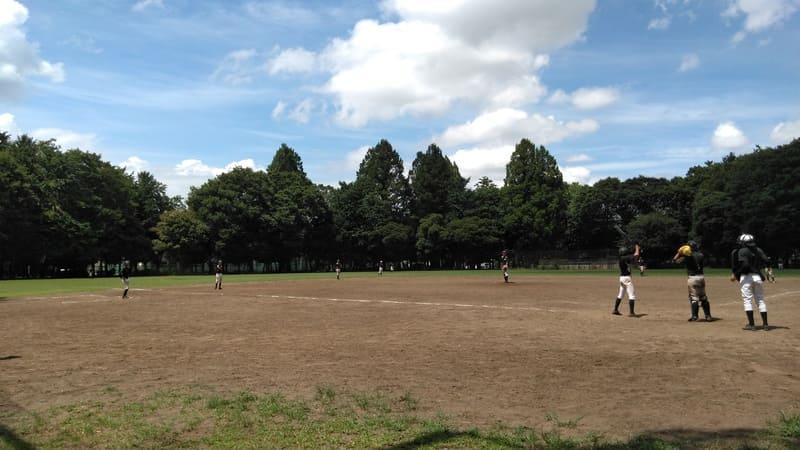 赤塚公園グラウンド
