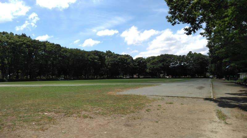 赤塚公園広場