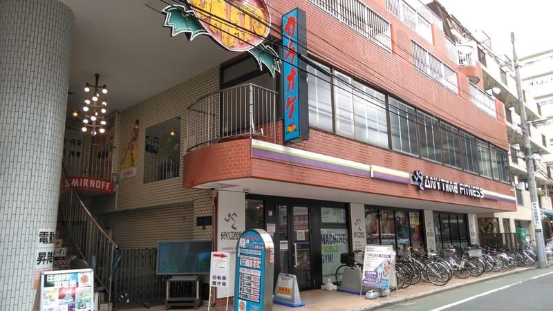 高島平駅前商店街