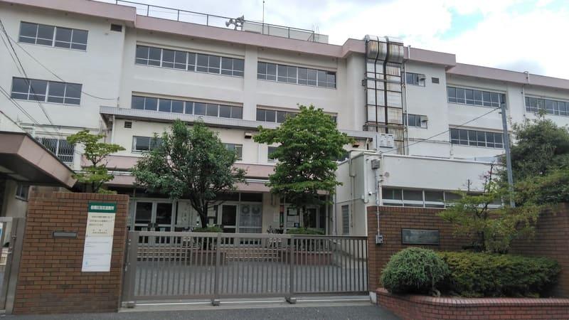板橋区立高島第一中学校<br />