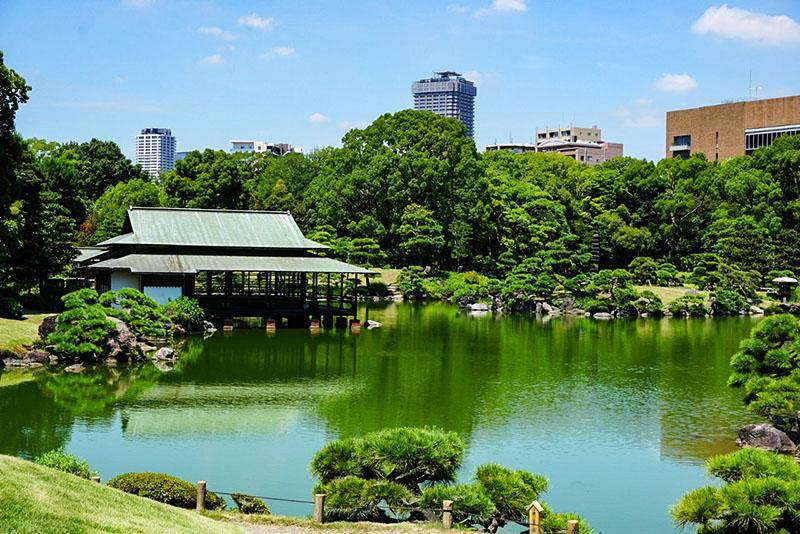 清澄庭園の風景2