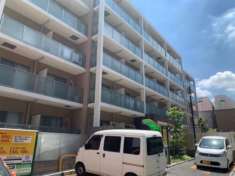 高田馬場駅周辺のマンション