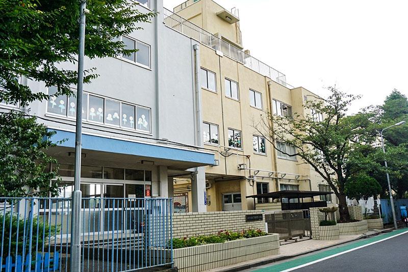 江戸川区立下鎌田西小学校
