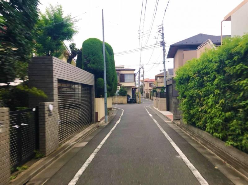 桜台駅北側の閑静な住宅街2