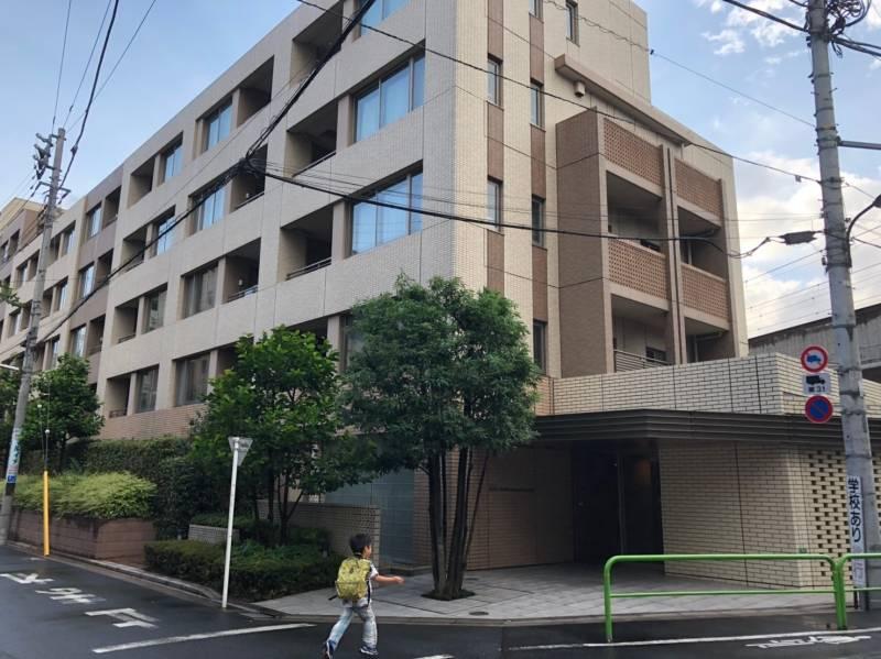 東京都練馬区貫井1丁目のマンション