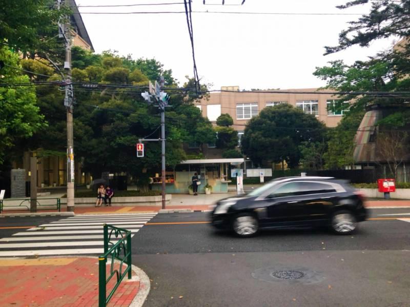 武蔵大学江古田キャンパス