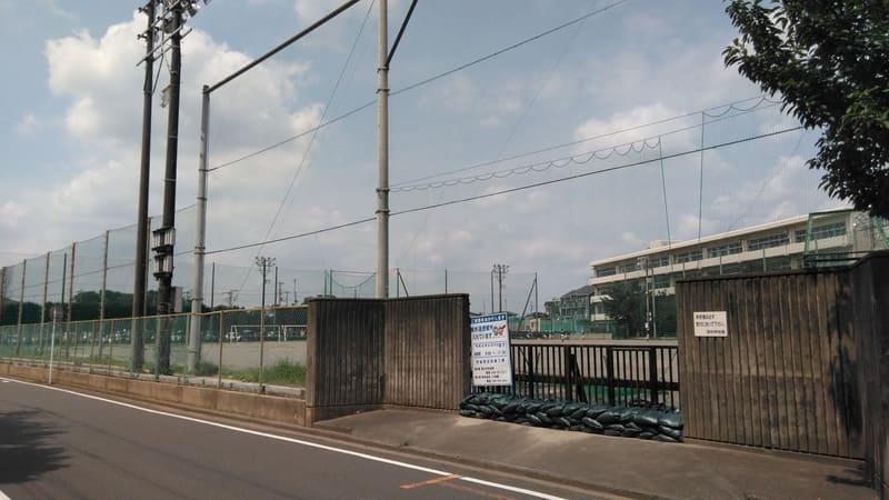 富士見市立西中学校