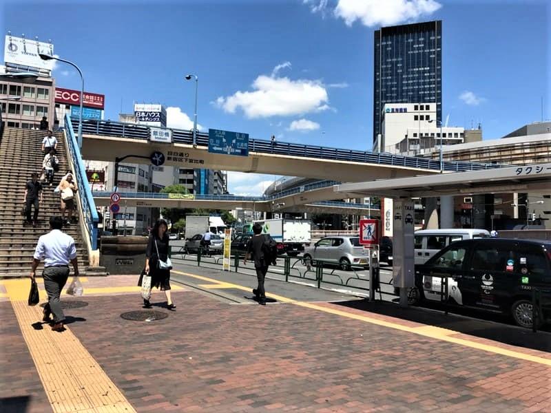 飯田橋交差点1