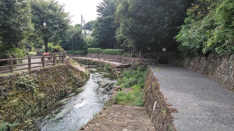 富士見江川親水公園
