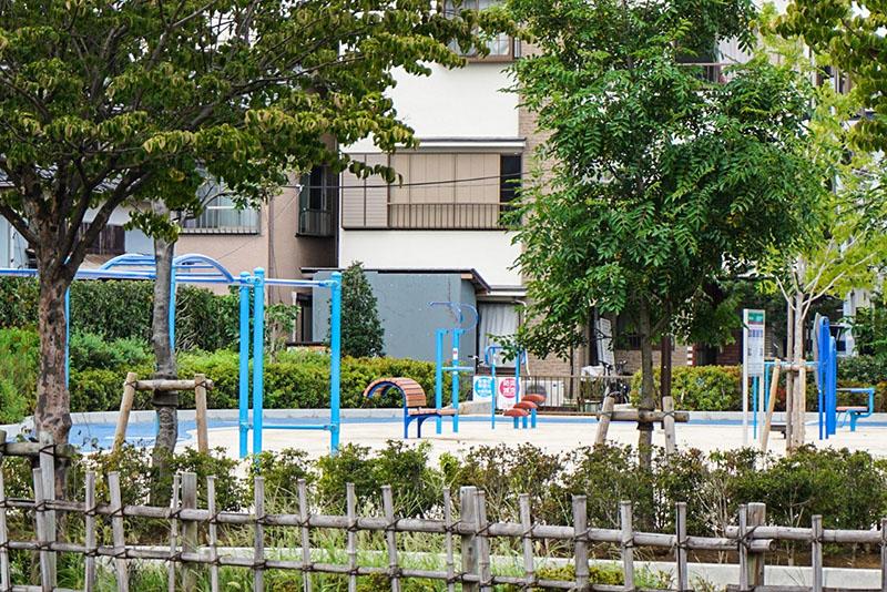 瑞江すずかぜ公園
