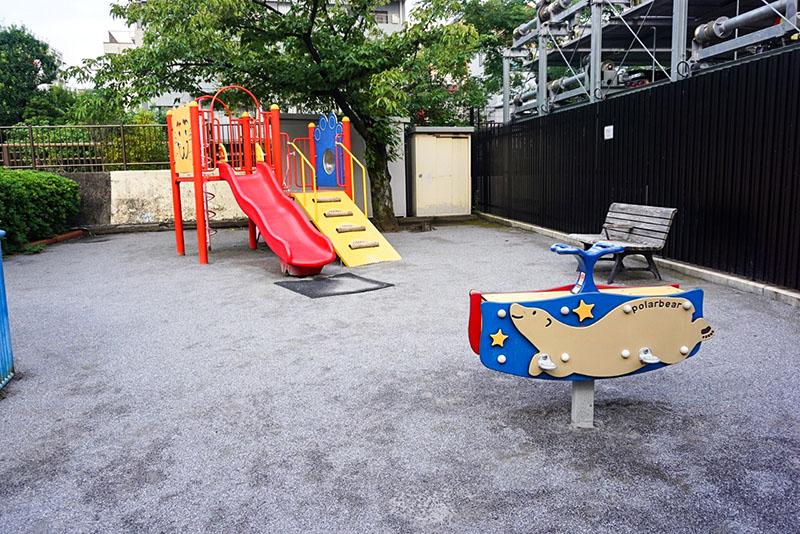 木場六丁目児童遊園