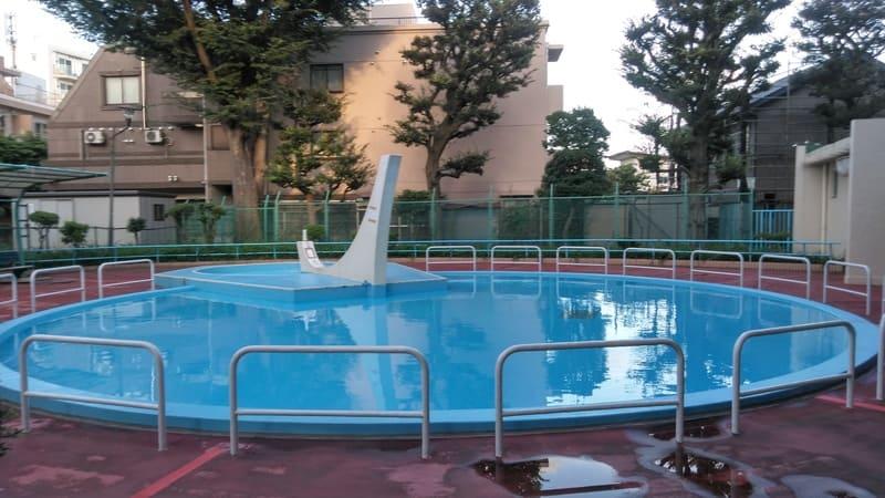七軒家公園プール