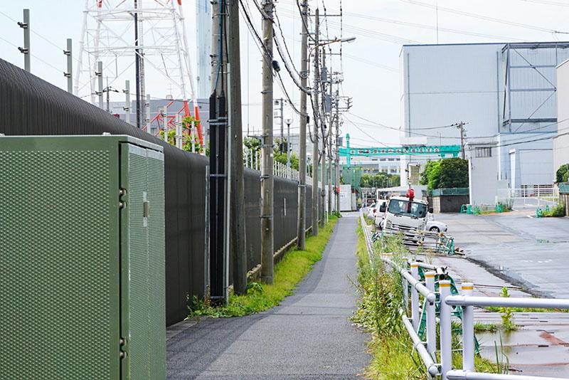 関電工の横道