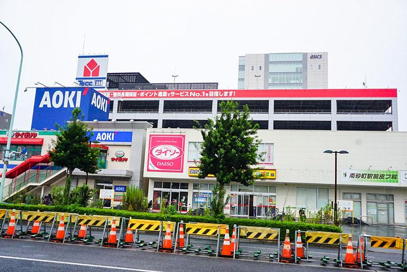 YAMADA電機 南砂町店