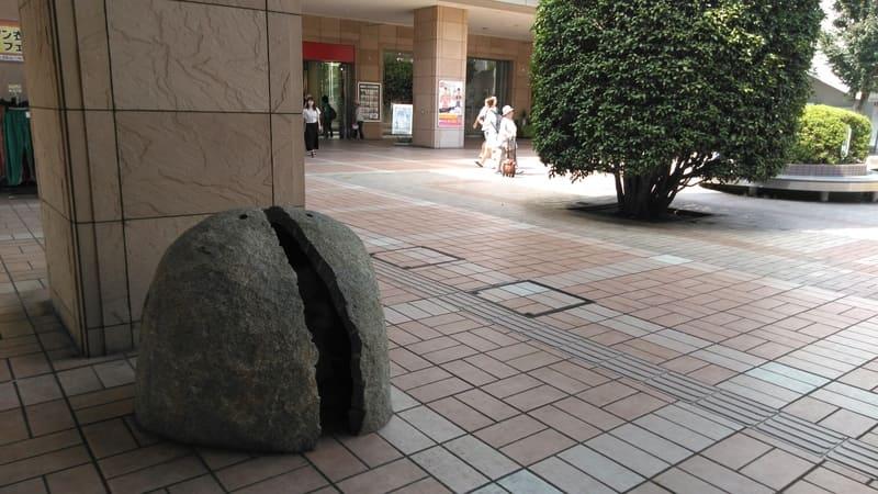 志木駅東口交番前