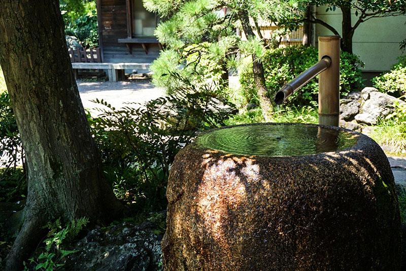 清澄庭園の風景1
