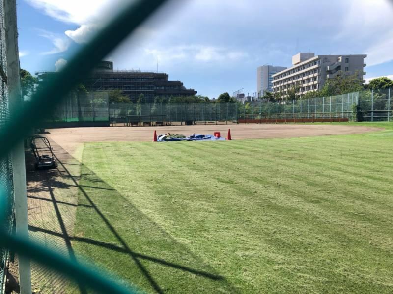 大山公園少年野球グラウンド