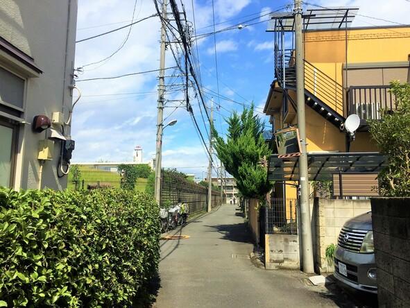 梶野町付近風景