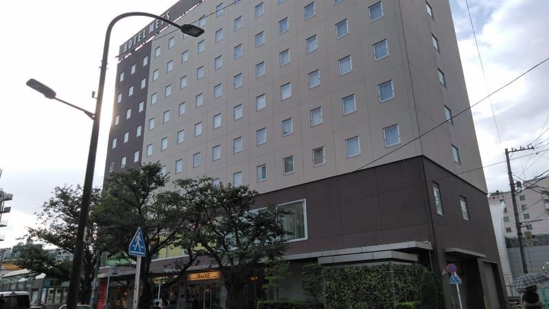 JR東日本ホテルメッツ 駒込