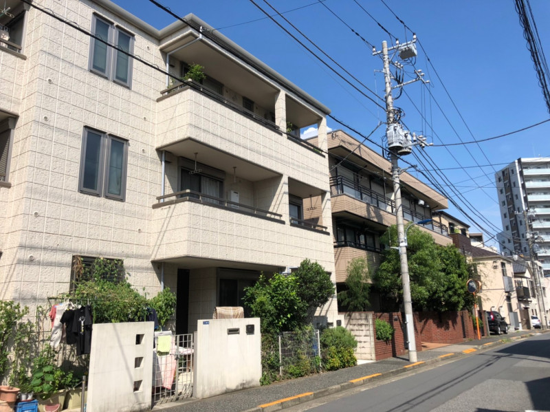 王子本町の住宅