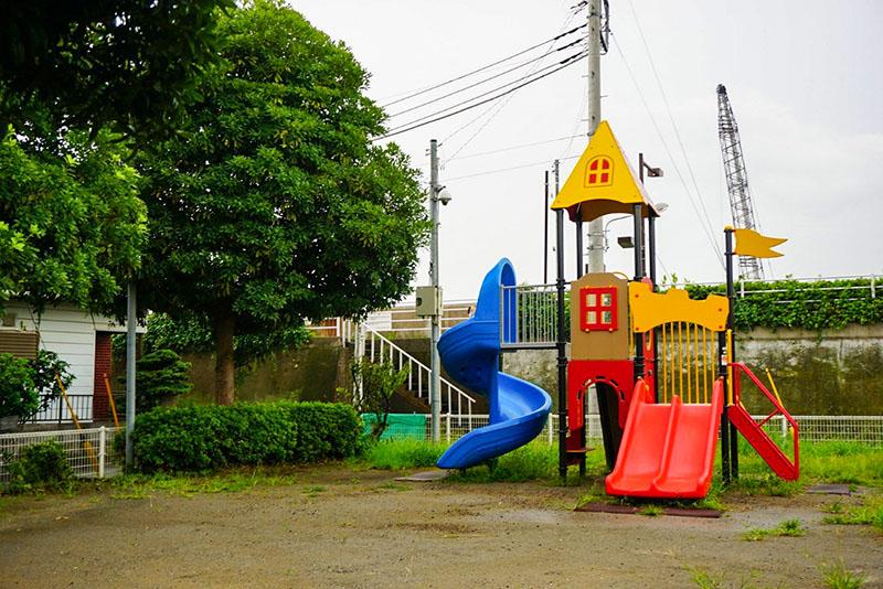 大川端児童公園