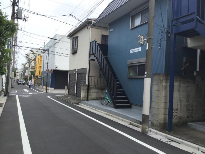 千川駅周辺の住宅街
