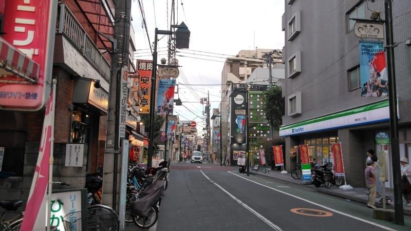 旧川越街道