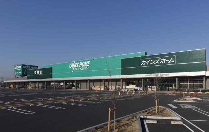 カインズホーム 浦和美園店