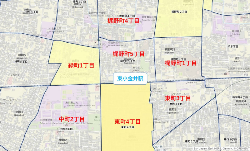 犯罪map