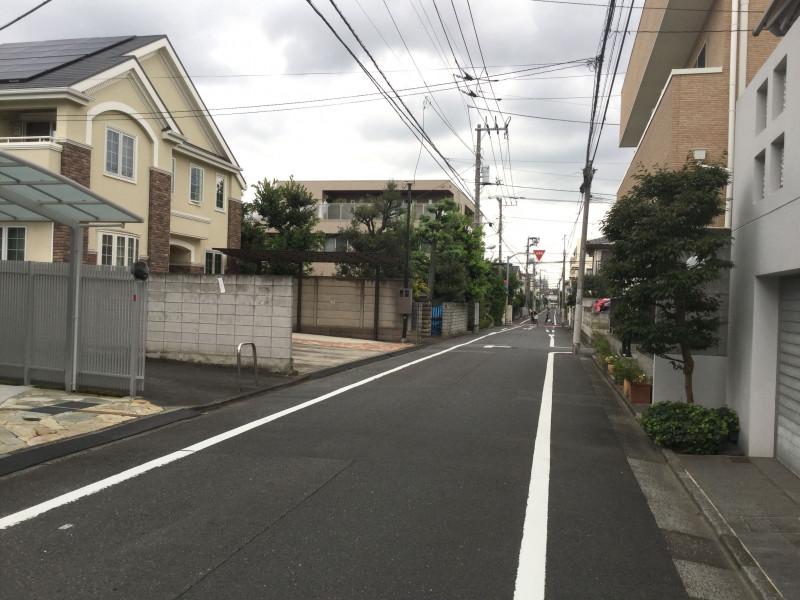 千川駅周辺住宅街9