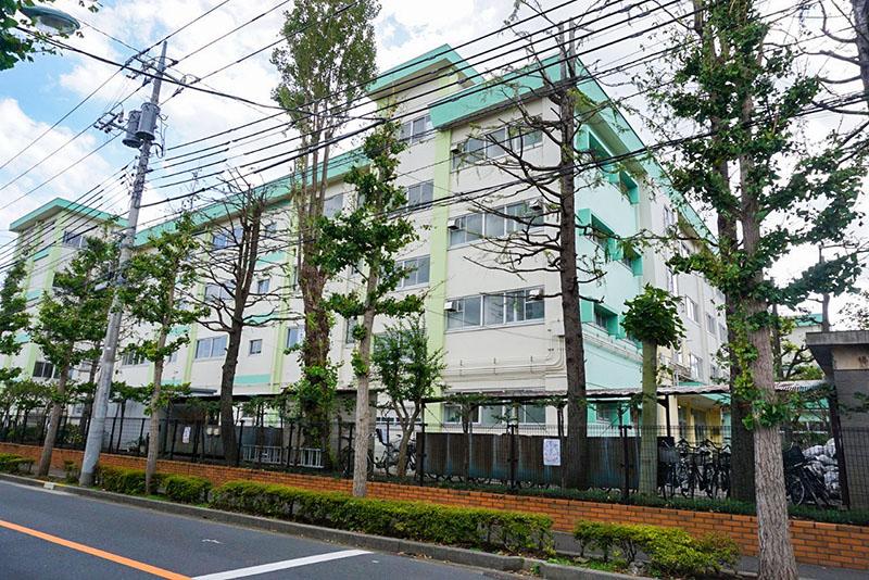 区立篠崎中学校