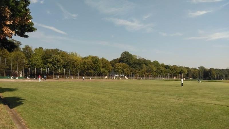 光が丘公園 野球場