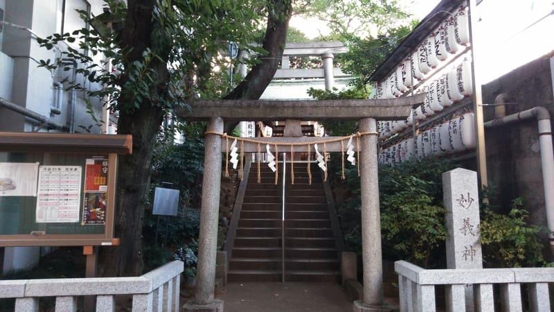 駒込妙義神社